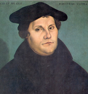 Martin Luther . ..