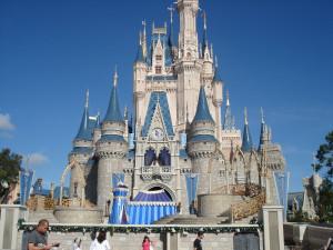 cinderella castle orlando
