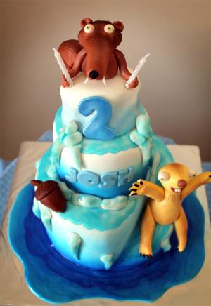 Ice Age Cake