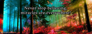 Fb Cover Photos Of Believe Quotes
