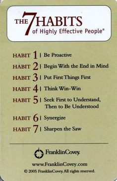 ... Highly Effective People - Stephen Covey #business #inspiration #quotes