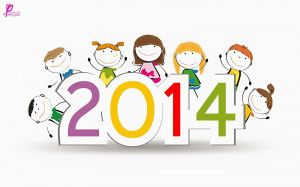 New Year Resolutions Quotes with Happy New Year 2014 Wishes Cards