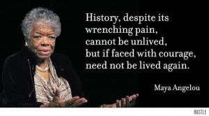 25+ Inspiring Maya Angelou Quotes