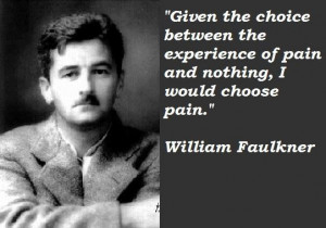 William faulkner famous quotes 4