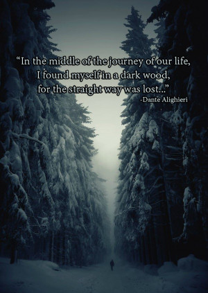 The Middle Journey Our Life...