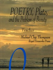 Poetry, Plato and the Problem of Beauty. Teacher Manual Cover