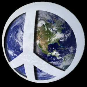 Two simple steps to achieve peace on earth