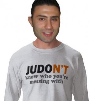 Funny Judo Quotes