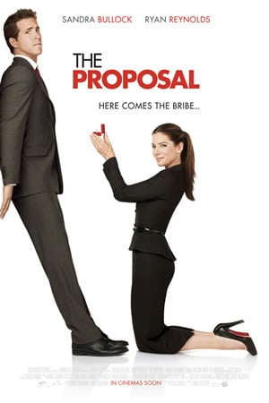 Famous Movie Love Quotes from The Proposal Movie