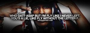 Ill Live Asap Rocky Quote Its...