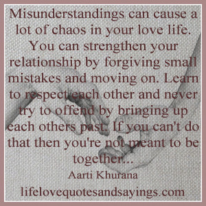 Misunderstandings can cause a lot of chaos in your love life. You can ...