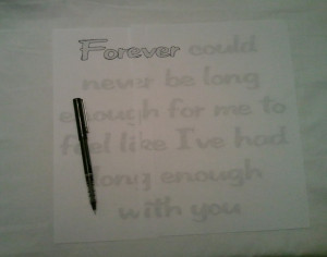 Sleep Well My Love Quotes I then printed out my quotes (