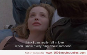 Before Sunrise (1995) - movie quote