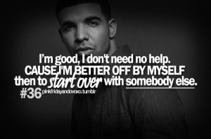 Drake Quotes Drizzy Haters...