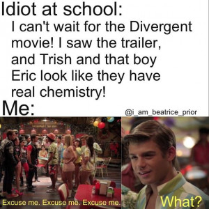 Funny Divergent Memes Google Search