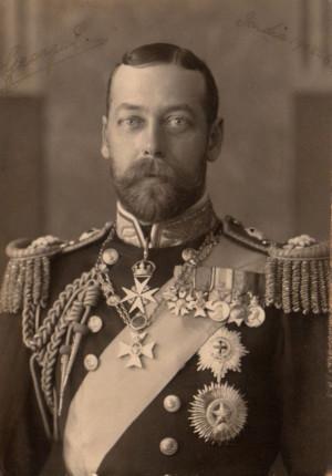 Thread: King George V & Czar Nicholas II
