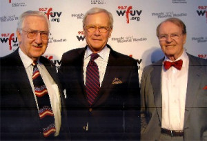 Pat Summerall Receives WFUV's Vin Scully Lifetime Achievement Award