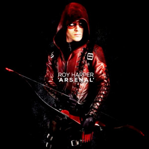 edits arrow arsenal green arrow roy harper oliver queen arrowedit ...