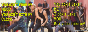 Step Up Revolution Quotes