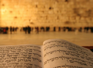 The Torah commands that before each Jew who is going to study, read or ...