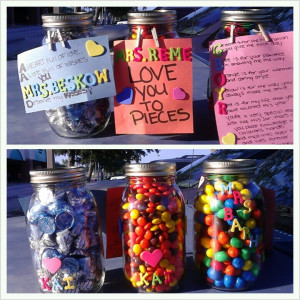 Reeses pieces poem . Mason jar filled with candy to match poems *Reese ...