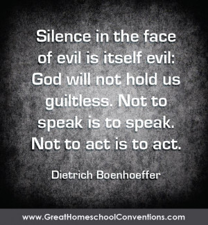Quote from a German preacher when Hitler was in power~~