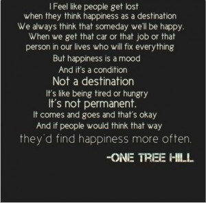 Greatest One Tree Hill...
