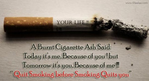 Advice Quotes-Thoughts-Quit Smoking-Best Quotes-Nice Quotes