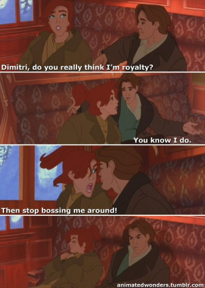 Anastasia quote   movie quotes   Pinterest