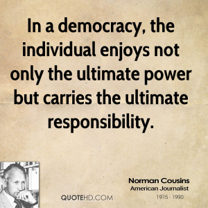 Norman Cousins Quotes