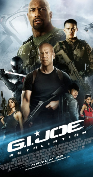 Gi Joe Retaliation The Rock Quotes ~ g-i-joe-retaliation-movie-