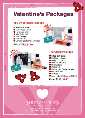 Valentine S Day Spa