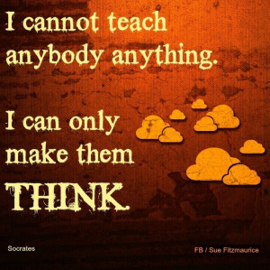 intellectual quotes about education | teaching quote via www facebook ...