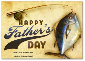 Clipart Fishing/father's Day