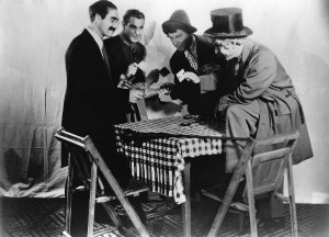 Duck Soup underwent several rewrites before shooting and had several ...