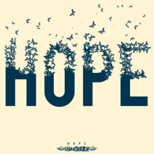 Poem: Hope without feathers