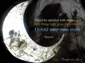 Creativity Quote ~ Rumi