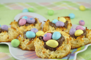 Easter Birds Nest Cute And Yummy Little Easter Treat Easy - Quotes and ...