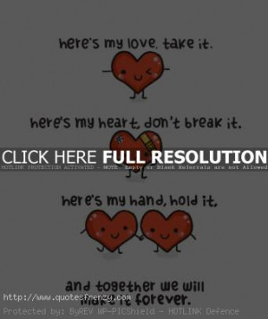 Cute Love Quotes For Her 24.