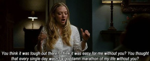 amanda seyfried, dear john, quote, text