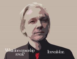 Julian Assange Quote by batezippi