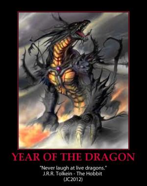 YEAR OF THE DRAGON ~ WISDOM