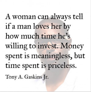 Photos / Relationship advice from Tony A. Gaskins Jr.'s Instagram