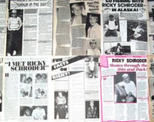 Ricky Schroder Lonesome Dove