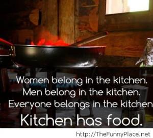 Kitchen Jokes For...