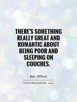 Quotes About Being Poor