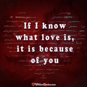 love quotes since the day i have met you i cry a little less laugh a ...