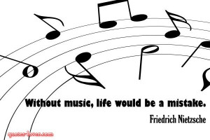 ... Music #picturequotes #FriedrichNietzsche View more #quotes on http