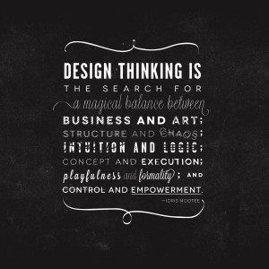 design thinking quote