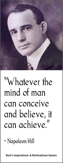 Napoleon Hill Quotes - BrainyQuote - Famous Quotes at - HD Wallpapers